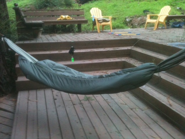 diy peapod systems  archive    hammock forums   hammocks and hammock camping   elevate your perspective diy peapod systems  archive    hammock forums   hammocks and      rh   hammockforums